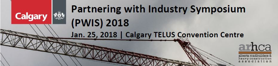 2018 City of Calgary Partnering with Industry Symposium