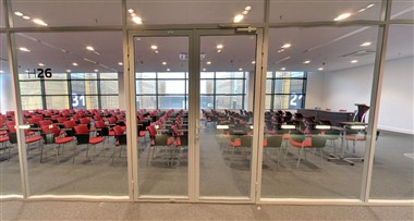 Conference Rooms H25-H27