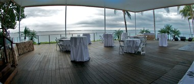 Ship's Deck Private Reception