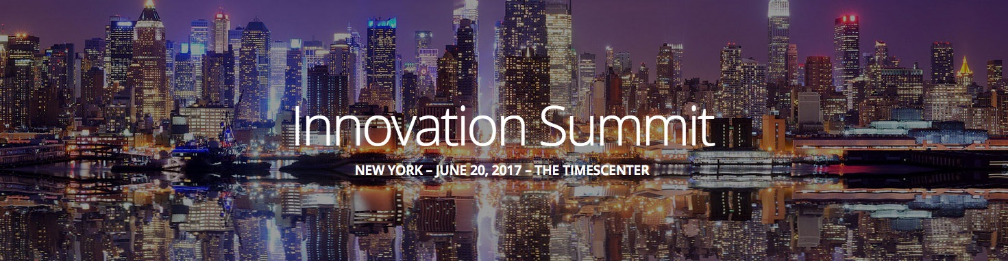Innovation Summit - New York 2017