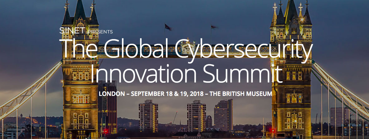 Global Cybersecurity Innovation Summit 2018