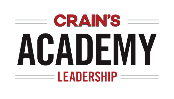 FALL Crain's Leadership Academy 2017 Registration