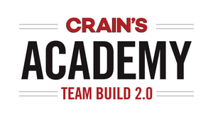 Crain's Academy Team Build 2018