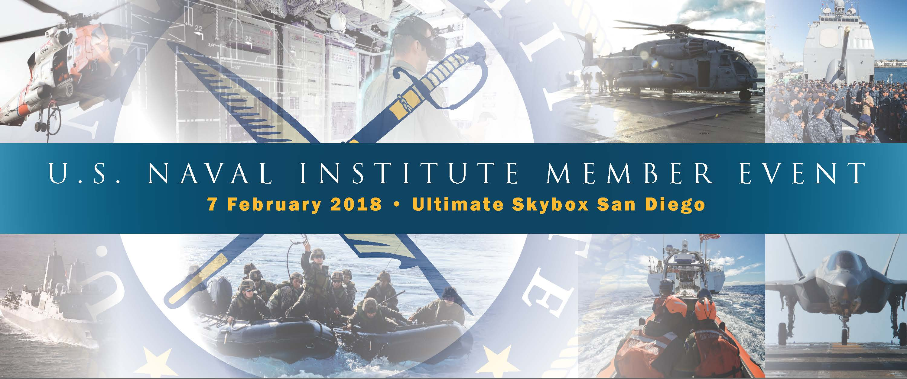 2018 U.S. Naval Institute Member Event