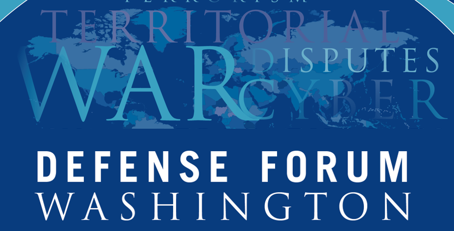Defense Forum Washington 2018