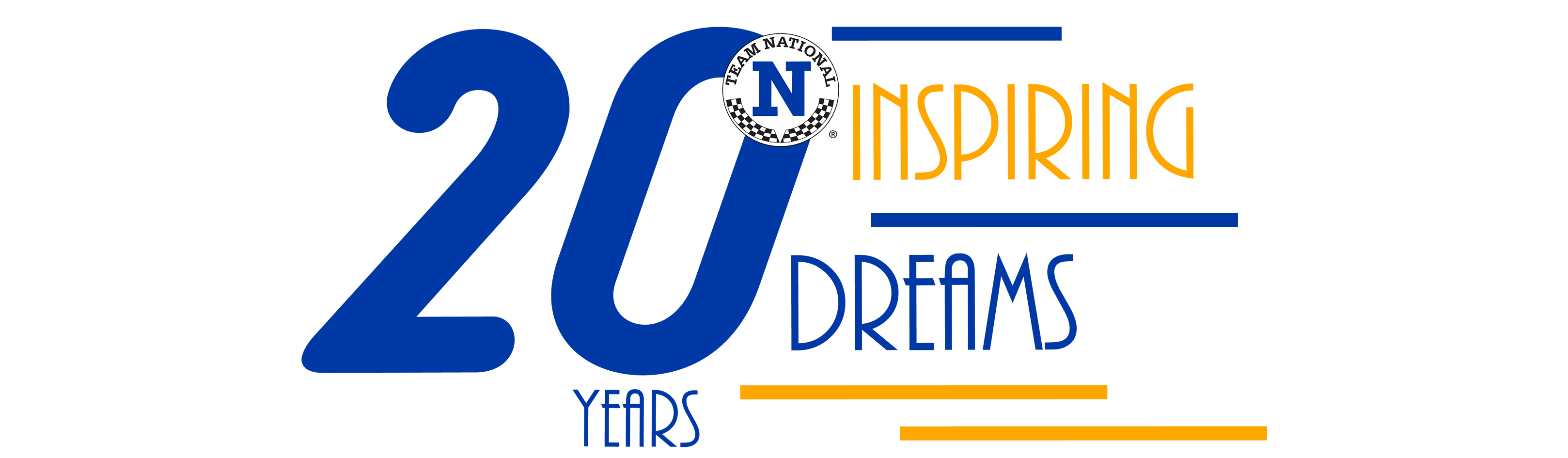 20 years Inspiring Dreams