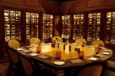 The Circular Wine Room