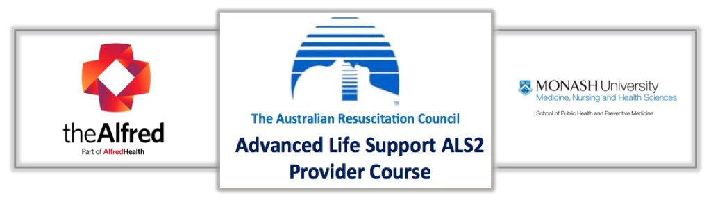 Advanced Life Support (ALS2) Provider Course SEPTEMBER 2018
