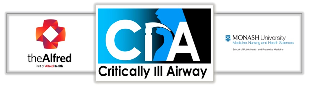 Critically Ill Airway (CIA) SEPTEMBER 2017