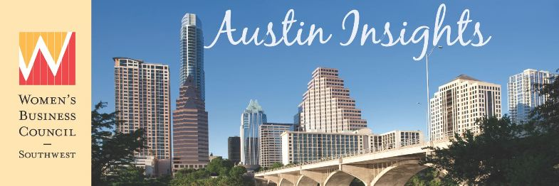 Austin Insights Daytime Banner with WBCS Logo