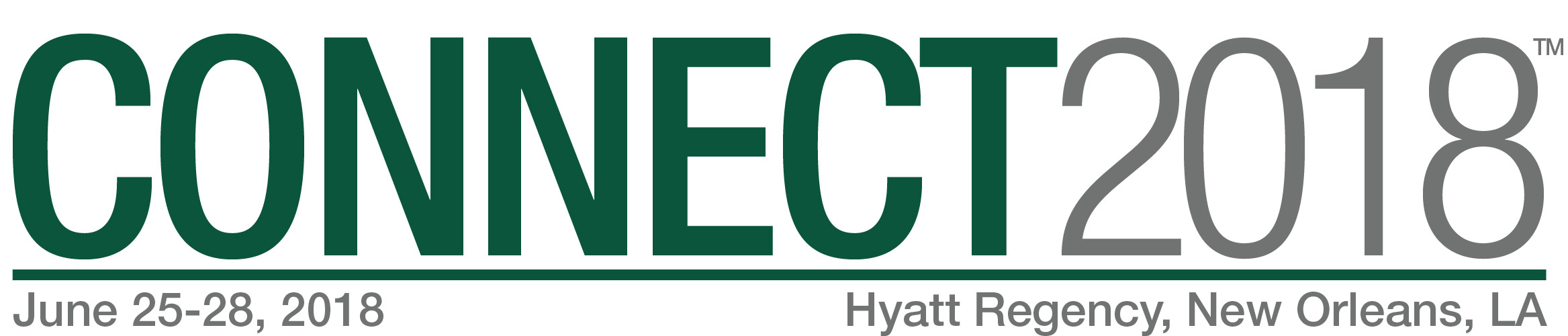2018 CONNECT - Exhibitor Registration