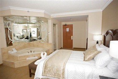 Guest Room- Queen Jacuzzi Suite
