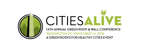 CitiesAlive: 14th Annual Green Roof & Wall Conference