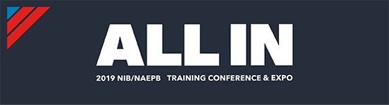 2019 NIB/NAEPB Training Conference and Expo