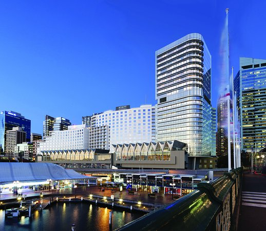 2017 IGT AGE - HYATT REGENCY SYDNEY ACCOMMODATION BOOKING