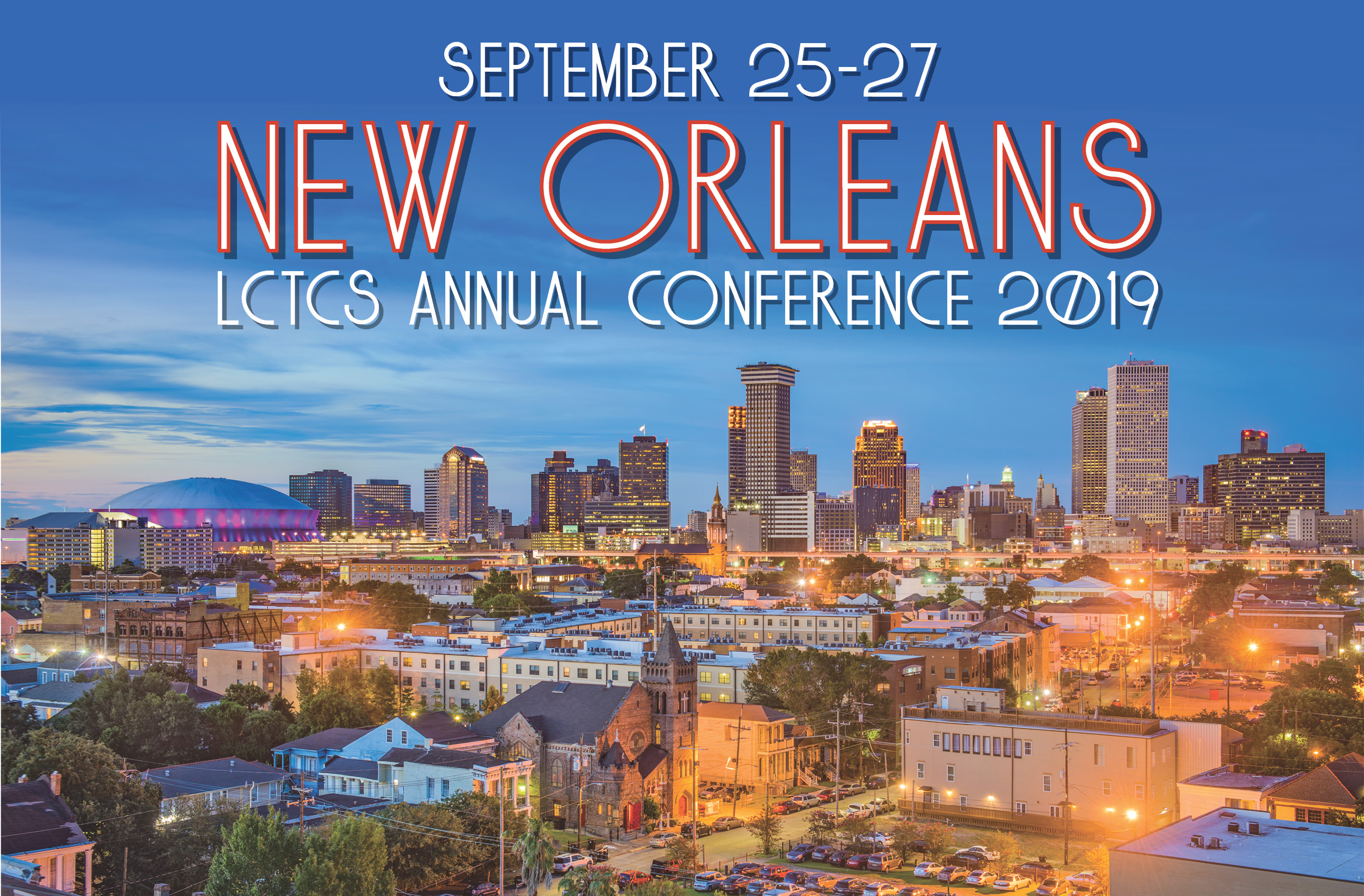LCTCS 2019 Annual Conference