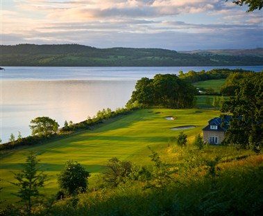 Golf - Carrick Course, Cameron House, Loch Lomond