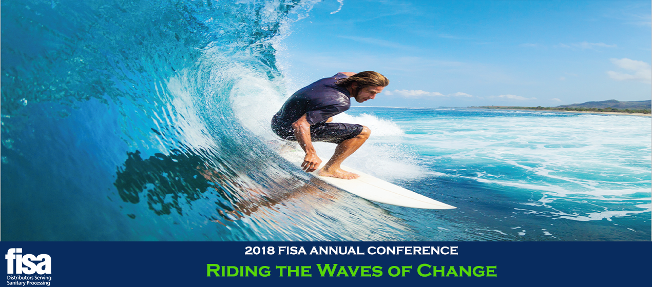 RIDING THE WAVES OF CHANGES - DANA POINT 2018