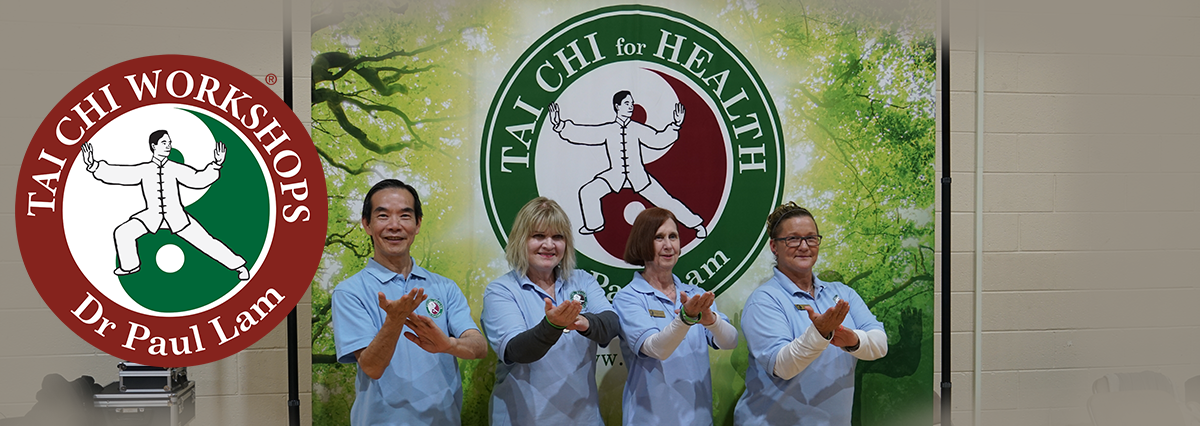 2020 Vero Beach DR Paul Lam Tai Chi Workshops