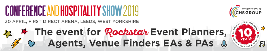 The Conference & Hospitality Show 2019