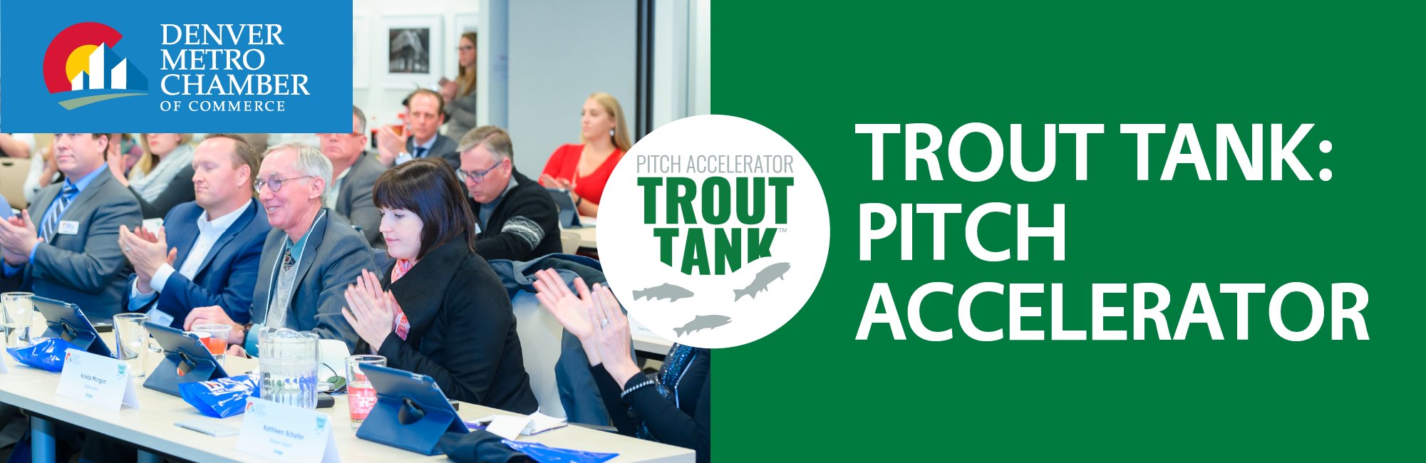 Trout Tank Food Frenzy: Pitch Accelerator