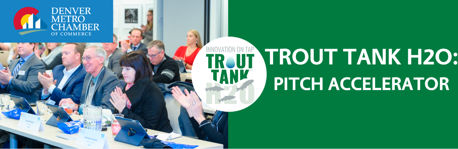 Trout Tank H2O: Pitch Accelerator