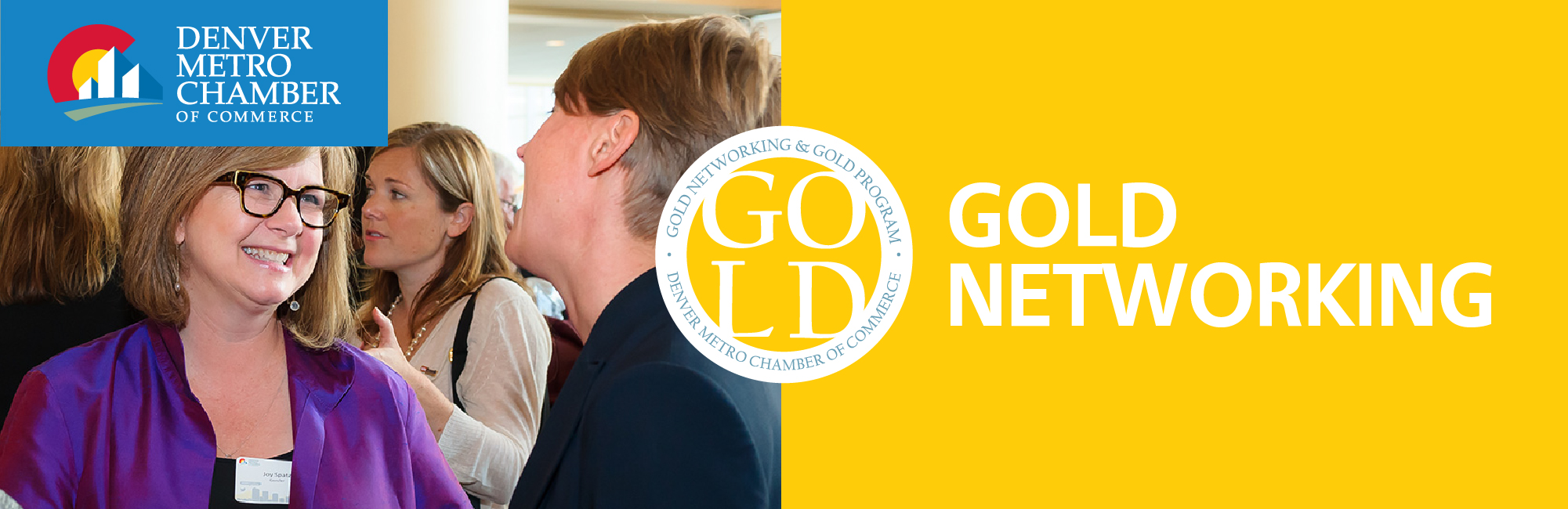 October Gold Networking