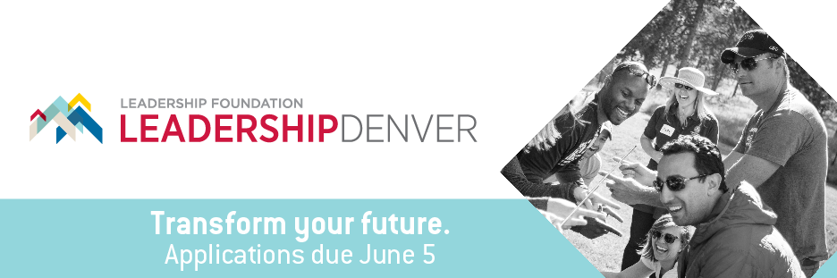 Leadership Denver 2018 Application
