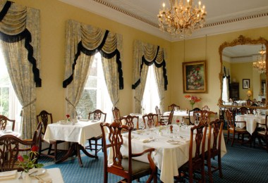 Willoughby House Dining Room