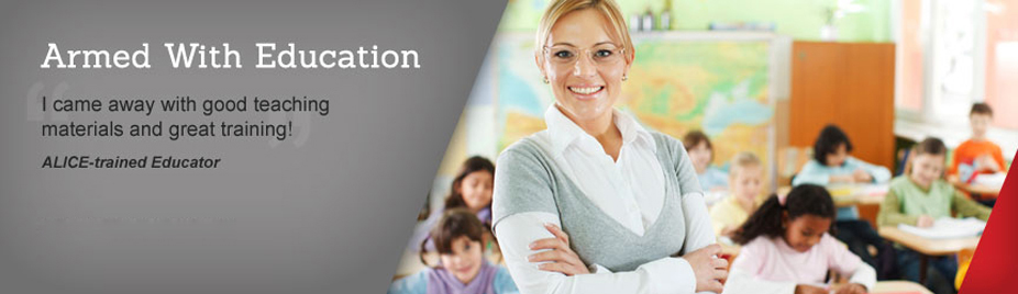 ALICE Instructor Certification Training: (Alexandria City Public Schools) Alexandria, VA
