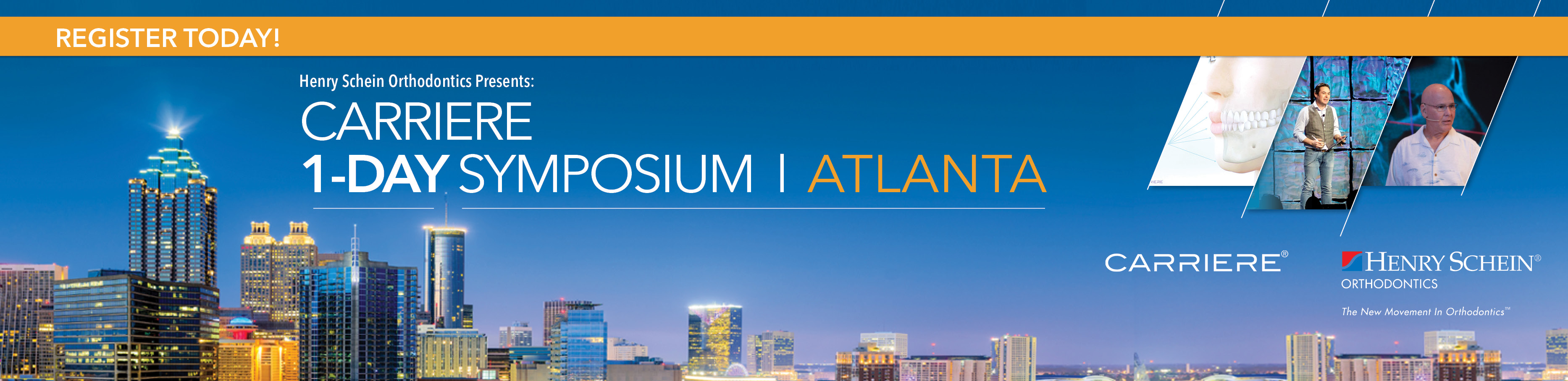 Carriere 1-Day Symposium Atlanta