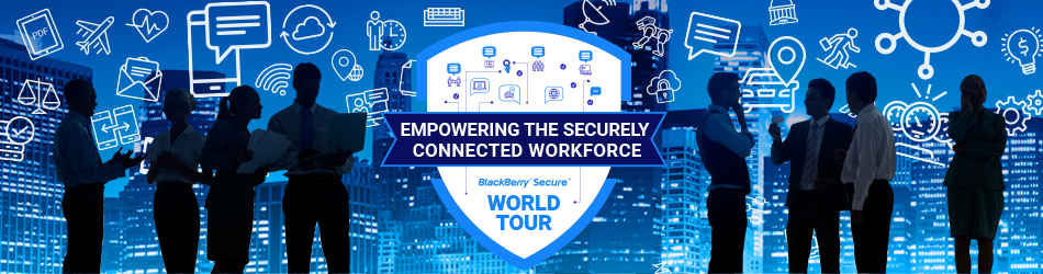 BlackBerry® Secure™ World Tour - Europe