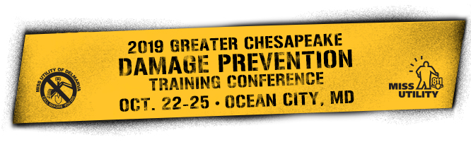 2019 Greater Chesapeake Damage Prevention Training Conference