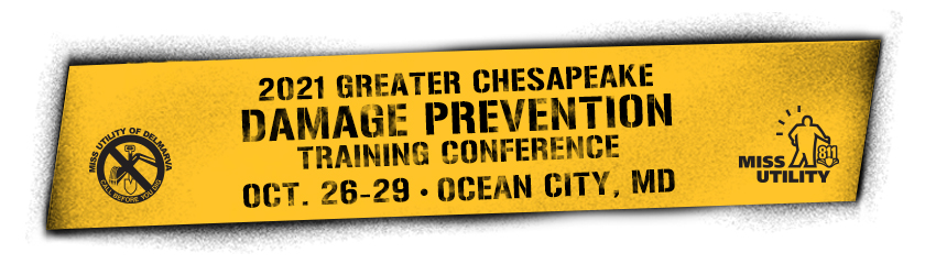2020 Greater Chesapeake Damage Prevention Training Conference