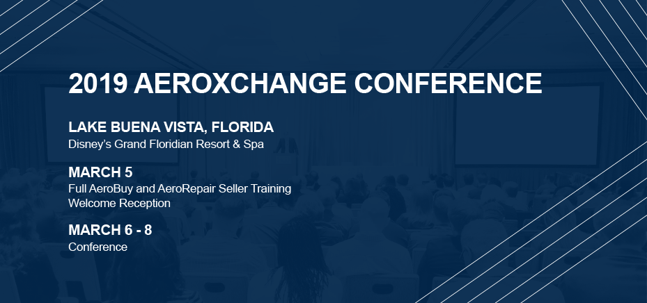 2019 Aeroxchange Conference