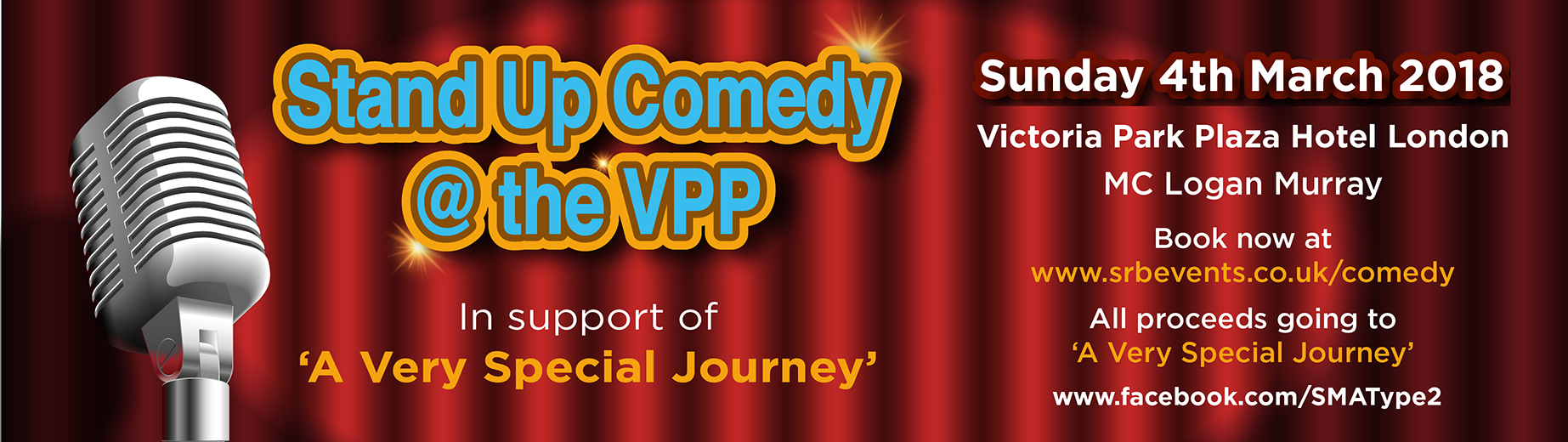 Stand Up Comedy @ the VPP