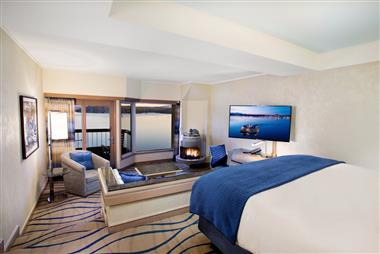 Lake Tower Guestroom