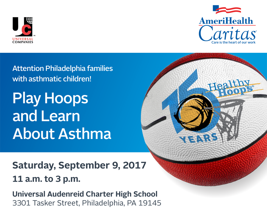 Healthy Hoops 15 Year Anniversary