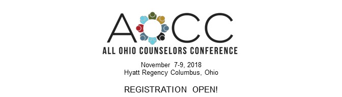 All Ohio Counselors Conference 2018