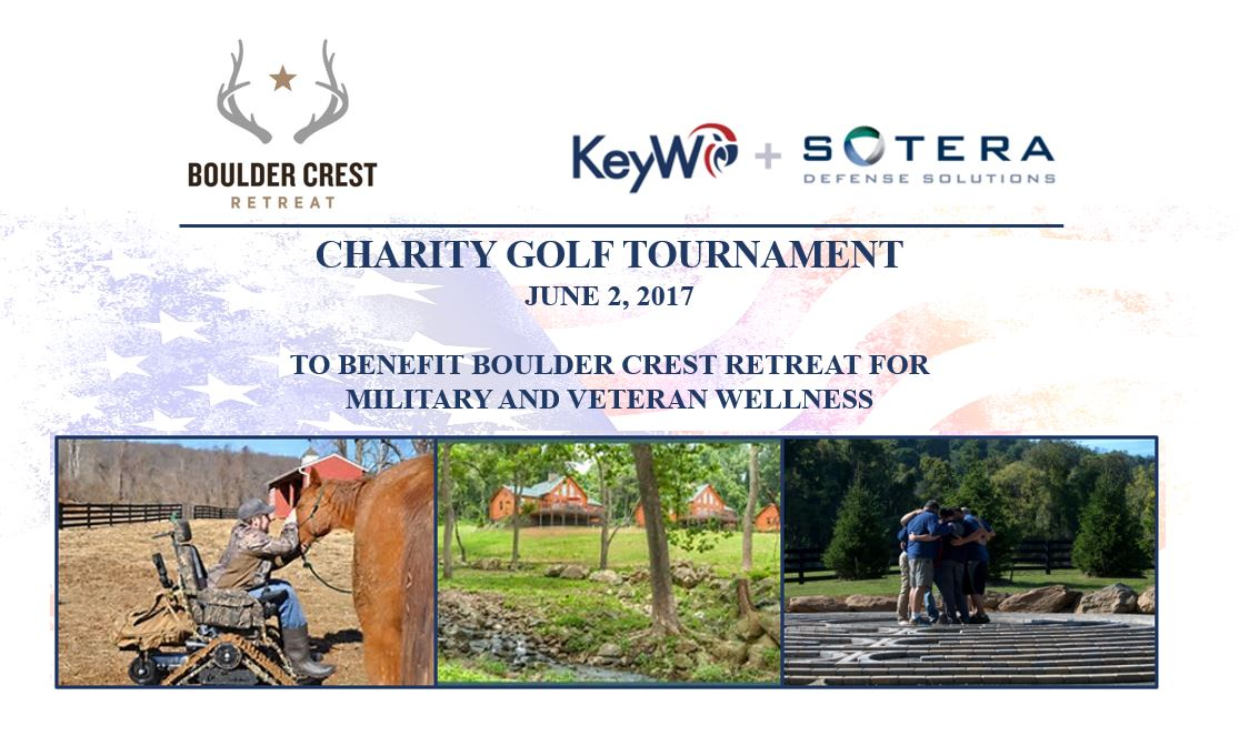 KeyW + Sotera Charity Golf Tournament