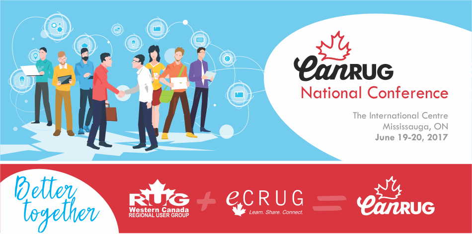 2017 CanRUG National Conference - June 19-20, Toronto