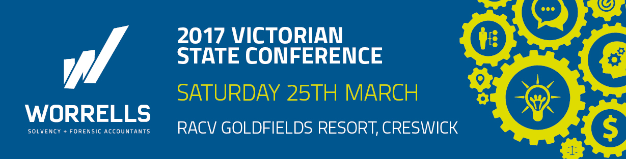 Worrells 2017 VIC State Conference