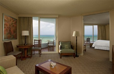 Oceanfront Suite