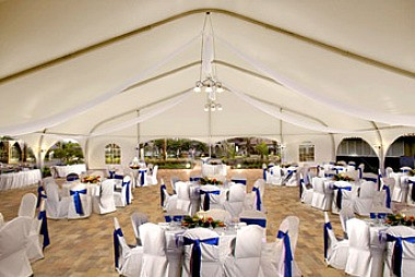 Seabreeze Terrace Tent