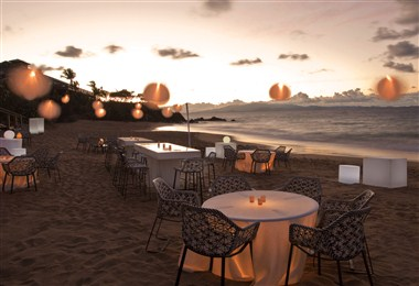 Private Dinner at W Beach