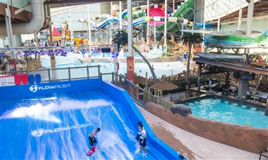 Aquatopia Indoor Waterpark
