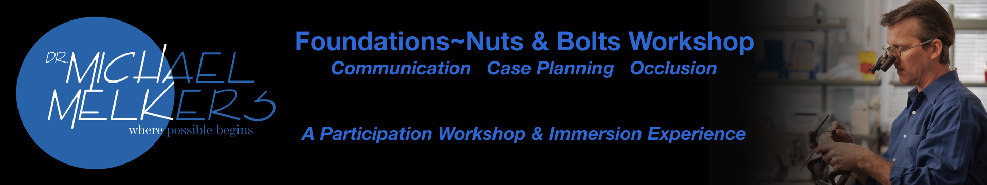 Nuts & Bolts~Foundations Hanover November 2018