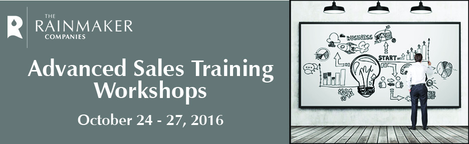 Advanced Sales Training Workshops