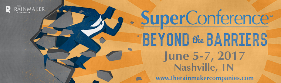 SuperConference 2017 Masthead