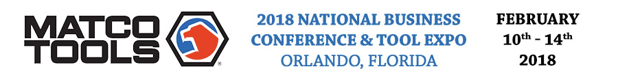 Matco Tools National Business Conference and Tool Expo 2018